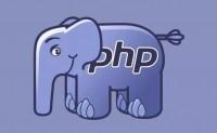 今天我体验了一番 php,果然名不虚传...